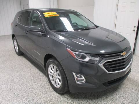 2020 Chevrolet Equinox for sale at LaFleur Auto Sales in North Sioux City SD