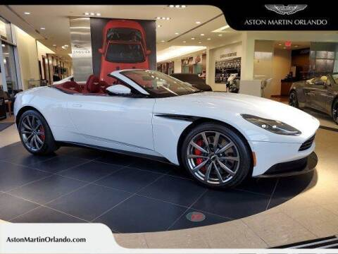 2020 Aston Martin DB11 for sale at Orlando Infiniti in Orlando FL