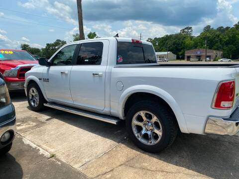2015 RAM Ram Pickup 1500 for sale at Bobby Lafleur Auto Sales in Lake Charles LA