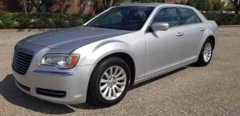 2012 Chrysler 300 for sale at JC Auto Sales LLC in Wichita KS