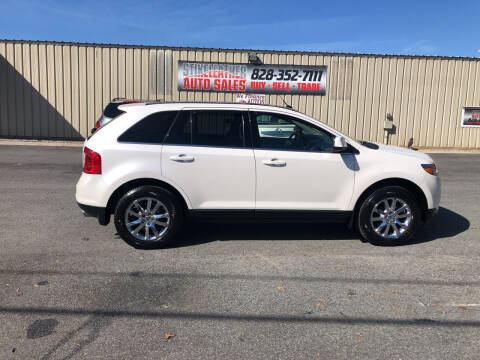 2011 Ford Edge for sale at Stikeleather Auto Sales in Taylorsville NC