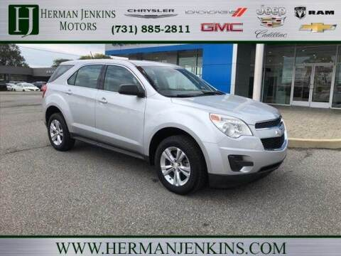 2014 Chevrolet Equinox for sale at Herman Jenkins Used Cars in Union City TN