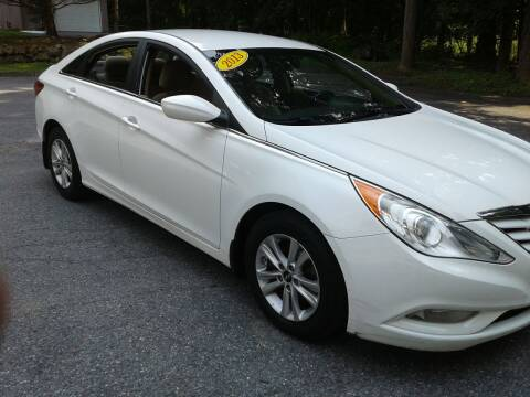 2013 Hyundai Sonata for sale at ELIAS AUTO SALES in Allentown PA