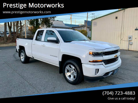 2016 Chevrolet Silverado 1500 for sale at Prestige Motorworks in Concord NC
