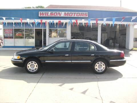 2002 Lincoln Continental for sale at Wilson Motors in Junction City KS
