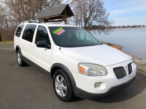 2006 Pontiac Montana SV6 for sale at Affordable Autos at the Lake in Denver NC