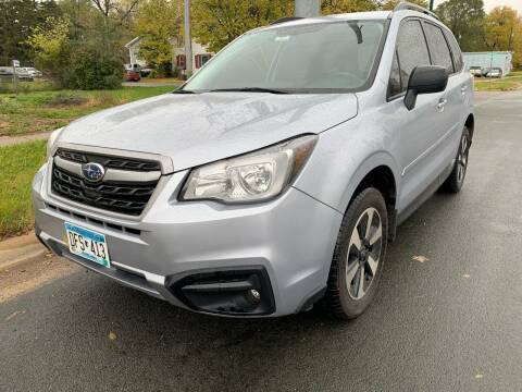 2017 Subaru Forester for sale at ONG Auto in Farmington MN