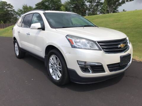 2014 Chevrolet Traverse for sale at Happy Days Auto Sales in Piedmont SC