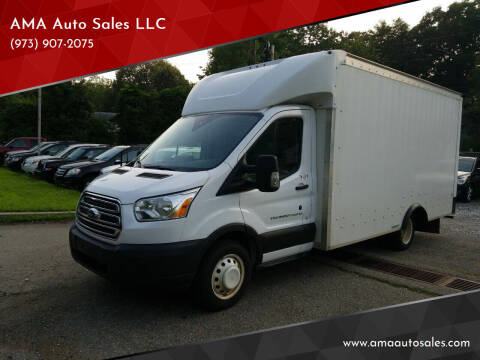 2016 Ford Transit Cutaway for sale at AMA Auto Sales LLC in Ringwood NJ