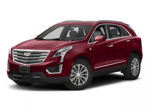 2017 Cadillac XT5 for sale at BMW OF ORLAND PARK in Orland Park IL