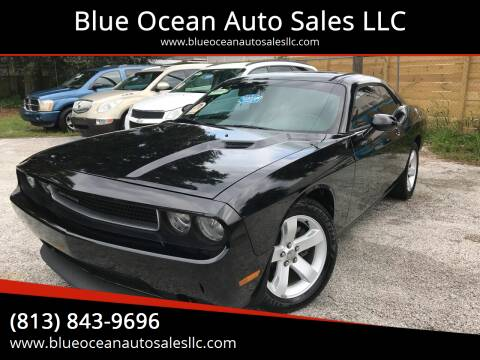 2014 Dodge Challenger for sale at Blue Ocean Auto Sales LLC in Tampa FL