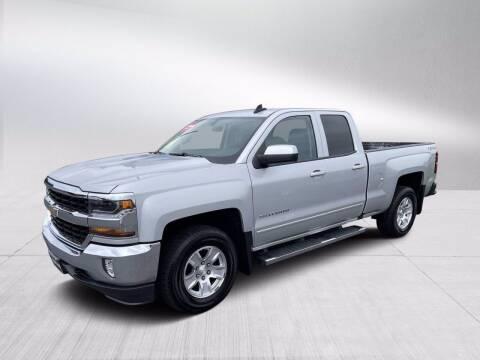 2016 Chevrolet Silverado 1500 for sale at Fitzgerald Cadillac & Chevrolet in Frederick MD