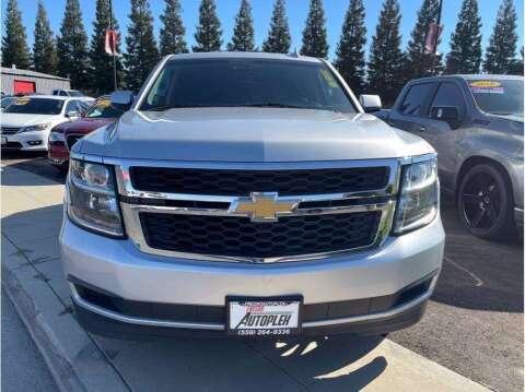 2017 Chevrolet Tahoe for sale at Carros Usados Fresno in Fresno CA