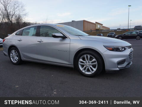 2017 Chevrolet Malibu for sale at Stephens Auto Center of Beckley in Beckley WV