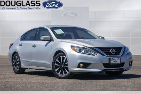 2018 Nissan Altima for sale at Douglass Automotive Group - Douglas Ford in Clifton TX