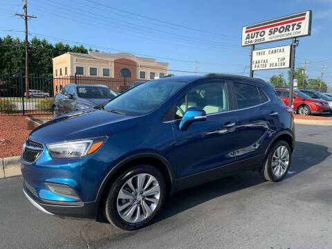 2019 Buick Encore for sale at Auto Sports in Hickory NC
