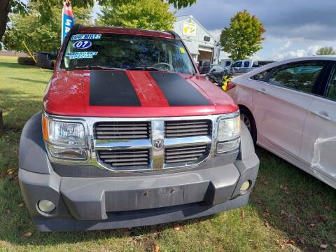 2007 Dodge Nitro for sale at Car Connection in Yorkville IL