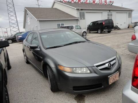 2005 Acura TL for sale at Carz R Us 1 Heyworth IL in Heyworth IL