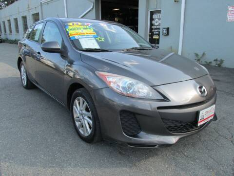 2013 Mazda MAZDA3 for sale at Omega Auto & Truck CTR INC in Salem MA