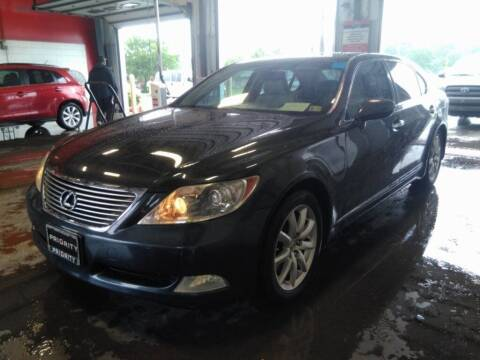 2009 Lexus LS 460 for sale at Smart Chevrolet in Madison NC