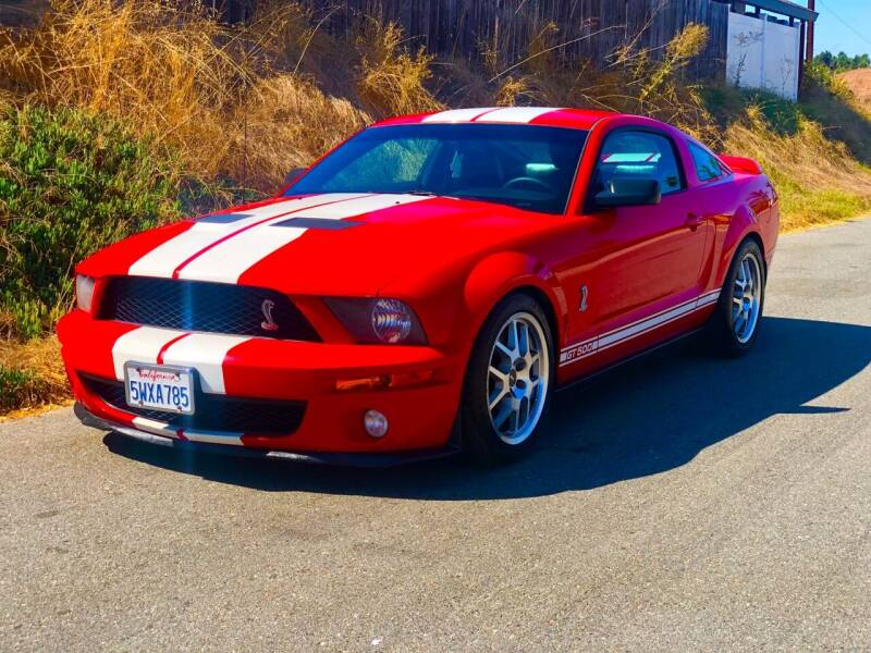 2007 Ford Shelby GT500 for sale at Elite Car Center in Spring Valley CA
