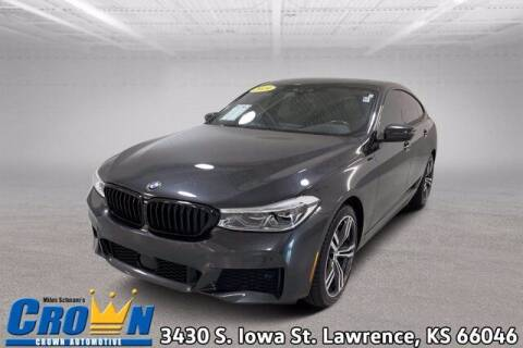 2019 BMW 6 Series for sale at Crown Automotive of Lawrence Kansas in Lawrence KS