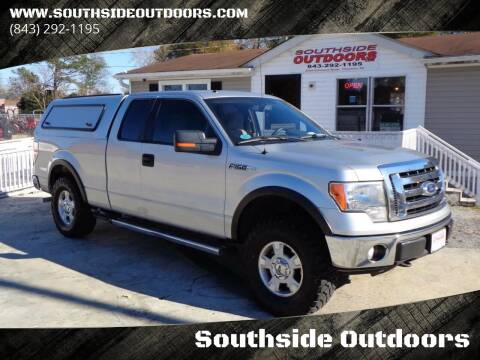 2010 Ford F-150 for sale at Southside Outdoors in Turbeville SC