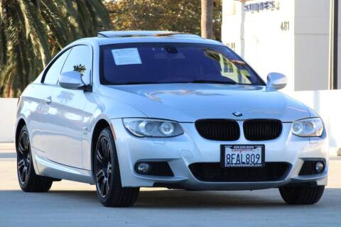 2012 BMW 3 Series for sale at Euro Auto Sales in Santa Clara CA