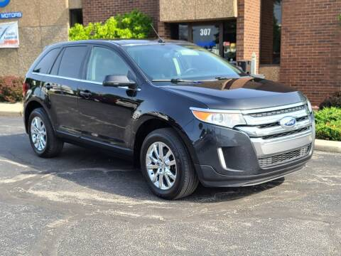 2014 Ford Edge for sale at Mighty Motors in Adrian MI