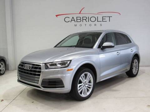 2018 Audi Q5 for sale at Cabriolet Motors in Morrisville NC