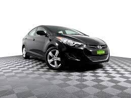2013 Hyundai Elantra for sale at RED TAG MOTORS in Sycamore IL