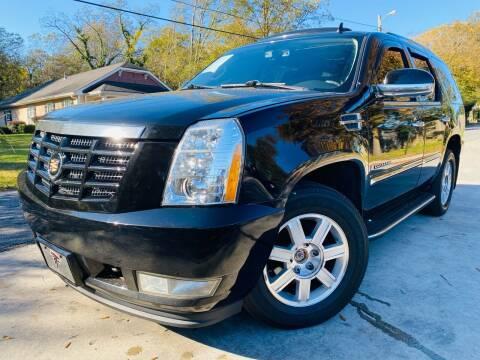 2008 Cadillac Escalade for sale at Cobb Luxury Cars in Marietta GA