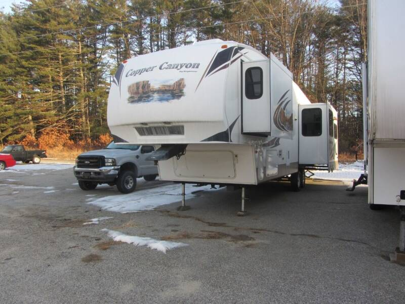 2012 Ketstone Copper Canyon for sale at Jons Route 114 Auto Sales in New Boston NH