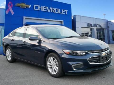 2016 Chevrolet Malibu for sale at Bellavia Motors Chevrolet Buick in East Rutherford NJ