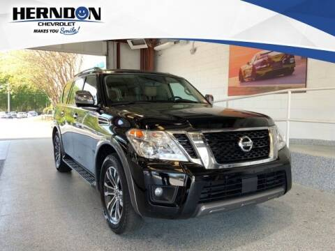 2019 Nissan Armada for sale at Herndon Chevrolet in Lexington SC