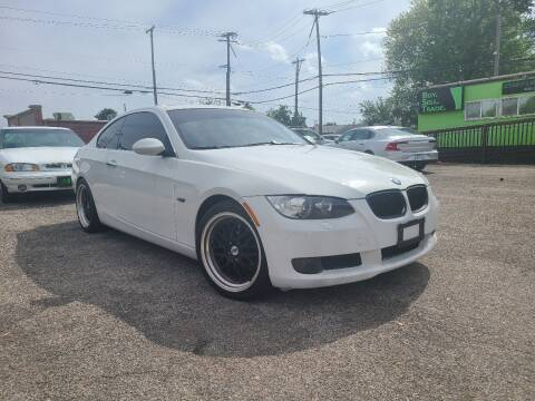 2008 BMW 3 Series for sale at Johnny's Motor Cars in Toledo OH