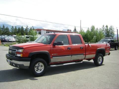 2005 Chevrolet Silverado 2500HD for sale at NORTHWEST AUTO SALES LLC in Anchorage AK