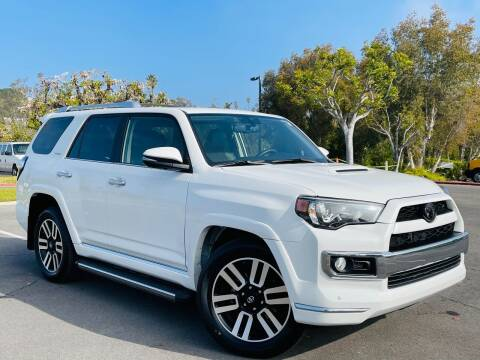 2019 Toyota 4Runner for sale at Automaxx Of San Diego in Spring Valley CA