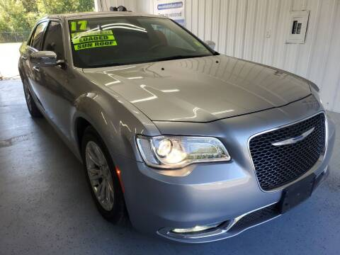 2017 Chrysler 300 for sale at Bailey Family Auto Sales in Lincoln AR