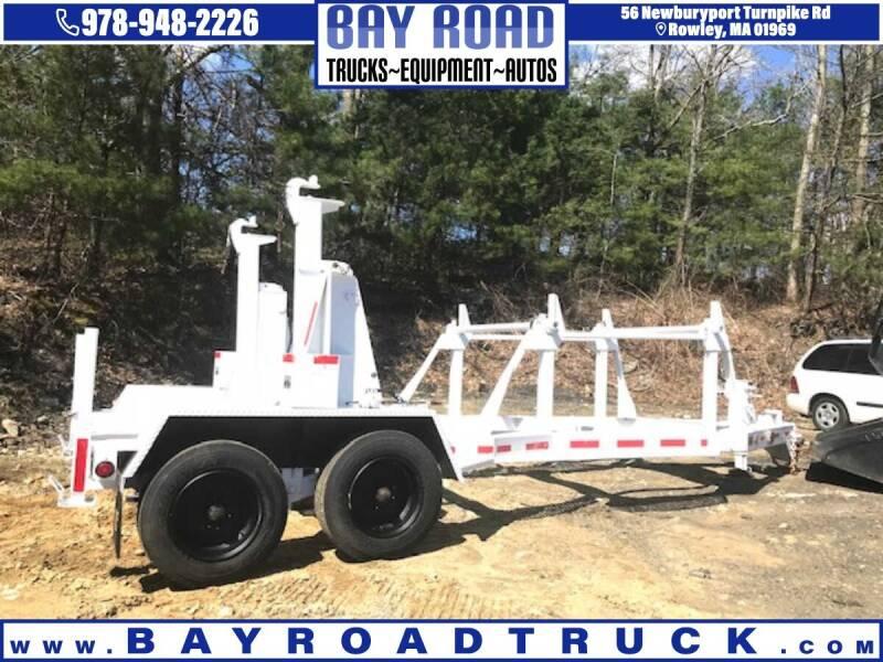 1996 Butler HWSC-18-W2 for sale at Bay Road Trucks in Newbury MA