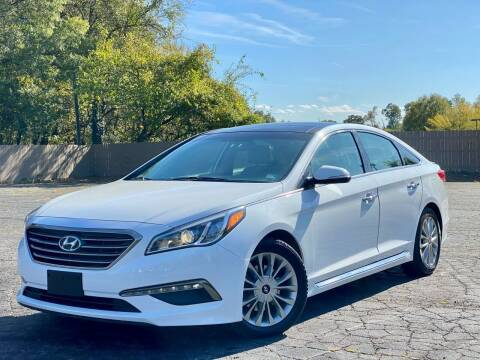 2015 Hyundai Sonata for sale at Sebar Inc. in Greensboro NC