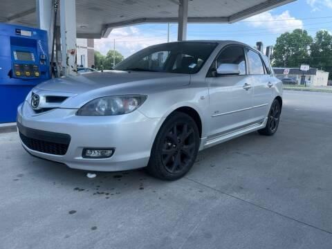 2007 Mazda MAZDA3 for sale at JE Auto Sales LLC in Indianapolis IN