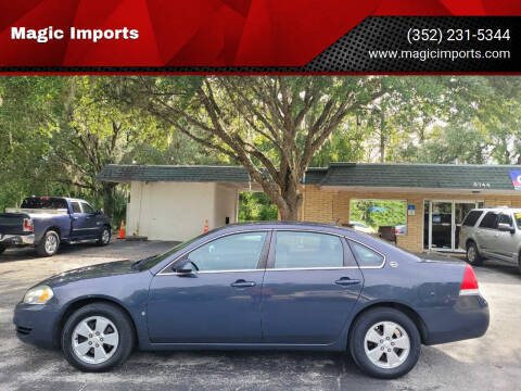 2008 Chevrolet Impala for sale at Magic Imports in Melrose FL
