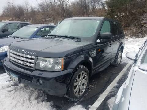 2007 Land Rover Range Rover Sport for sale at Capital Fleet  & Remarketing  Auto Finance in Columbia Heights MN