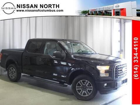 2016 Ford F-150 for sale at Auto Center of Columbus in Columbus OH