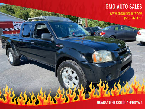 2003 Nissan Frontier for sale at GMG AUTO SALES in Scranton PA