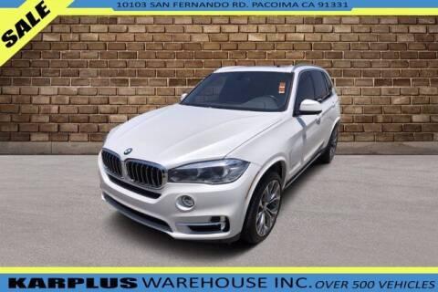 2017 BMW X5 for sale at Karplus Warehouse in Pacoima CA