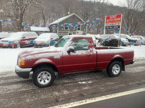 2003 Ford Ranger for sale at Korz Auto Farm in Kansas City KS