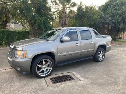 2008 Chevrolet Avalanche for sale at Victoria Pre-Owned in Victoria TX