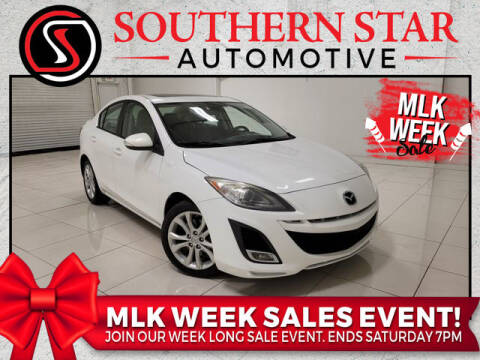 2010 Mazda MAZDA3 for sale at Southern Star Automotive, Inc. in Duluth GA